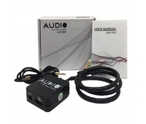 Citroen Nemo/Jumpy Gen2/Jumper Gen2 2005 ve 2012 Model arası Teybine Usb Aux Adaptörü